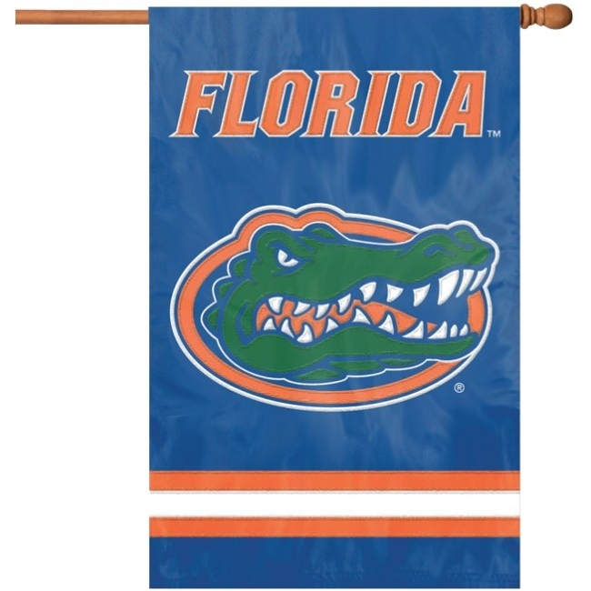 UofFlorida Applique BannerFlag