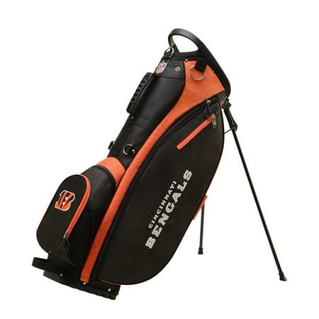 Wilson NFL Carry Golf Bag, Cincinnati Bangles