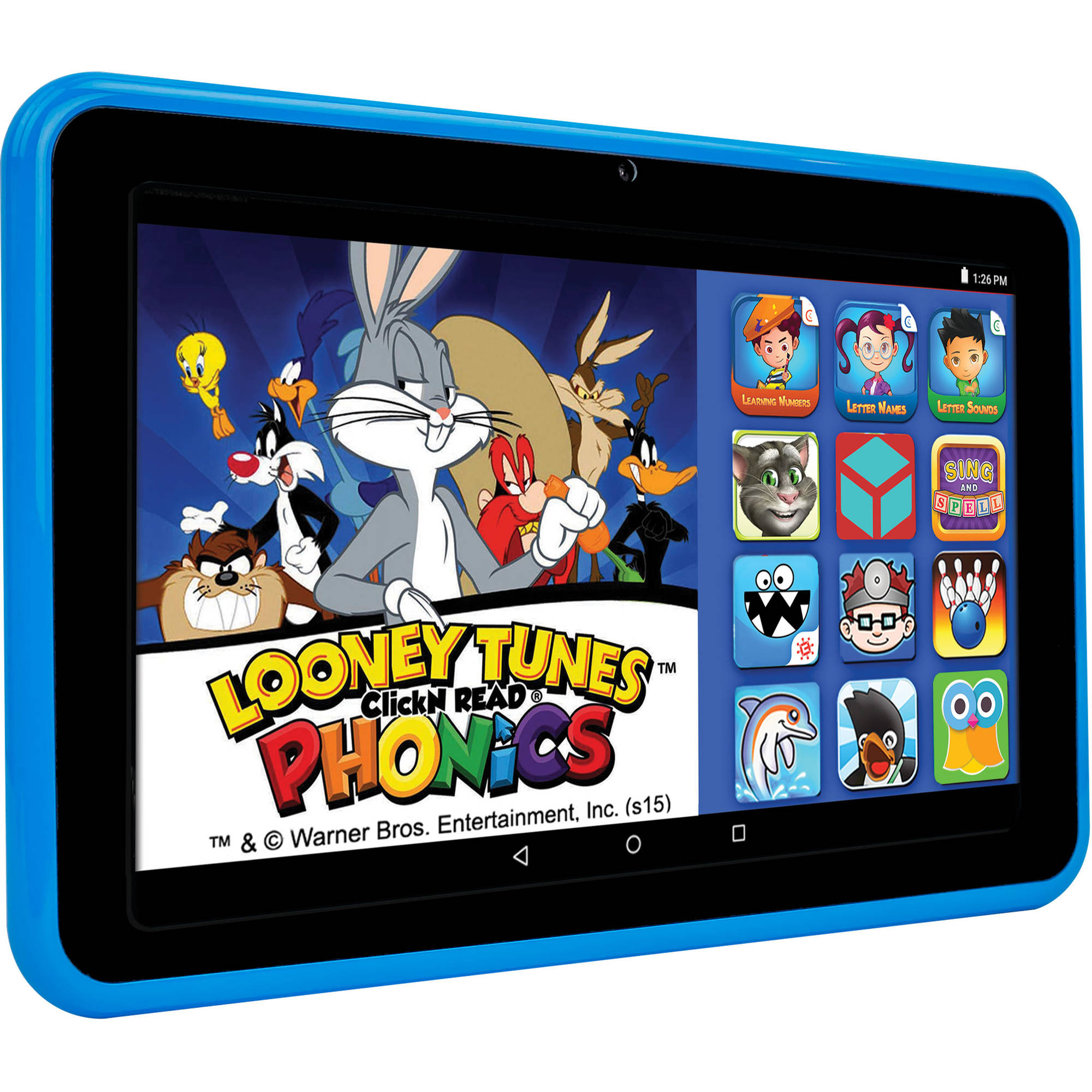 What games are on the tablet