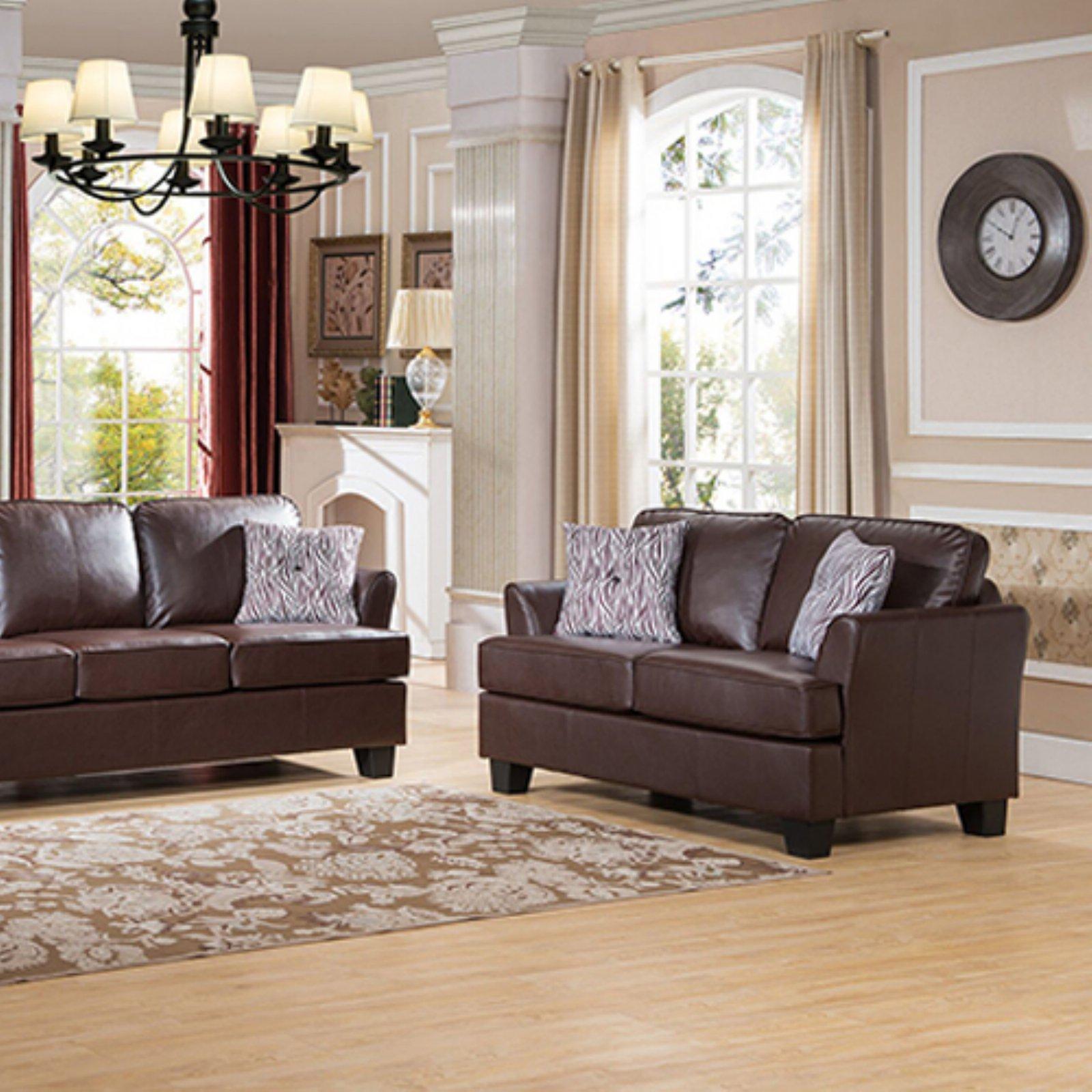 K & B Furniture Montgomery Loveseat