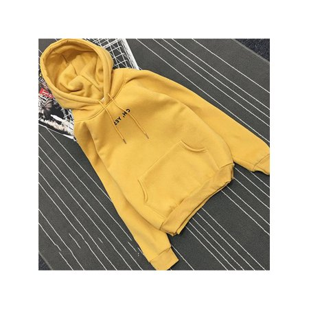 8cc19c23c9067 Clothes for Women on Clearance! Women's Pullover Hoodie for Women, Long  Sleeve Hooded Sweatshirts