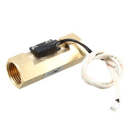 "G1/2"" Thread Water Flow Sensor Switch Flowmeter 1.2-12L/min 66mm - image 1 of 4"