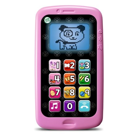 LeapFrog; Chat & Count Smart Phone (Violet)