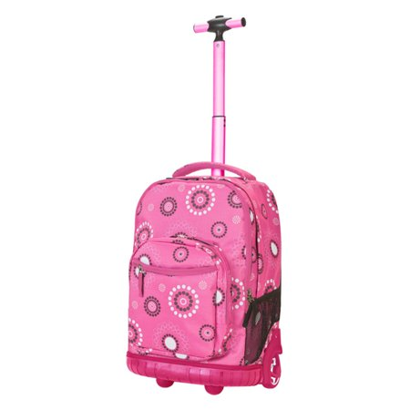 Rockland 19 Rolling Backpack