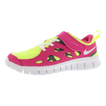 Nike - Nike Free 2.0 Preschool Girls Shoes - Walmart.com