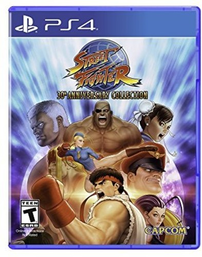 Capcom Street Fighter - 30th Anniversary Collection for PlayStation 4