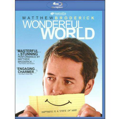 Wonderful World (Blu-ray)