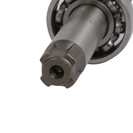 20mmx75mm Toothed Gear Spline Shaft 9 Teeth for Bosch GBH2-26D Electric Hamme - image 1 of 4