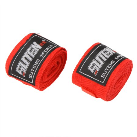2pcs/roll Width 5cm Length 2.5M 100% Cotton Sports Strap Boxing Sanda Muay Thai MMA Taekwondo Bandage Hand