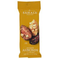 Sahale Snacks Glazed Nuts Almonds With Cranberries Honey And Sea Salt, 1.5 Oz
