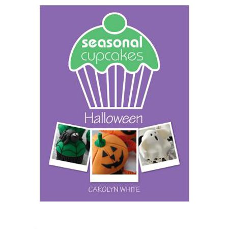 Seasonal Cupcakes - Halloween - eBook - Cupcake Addiction Halloween