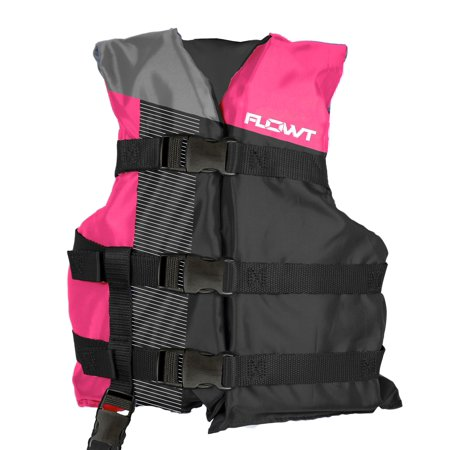 FLOWT All Sport Life Vest - USCG Approved Type III PFD