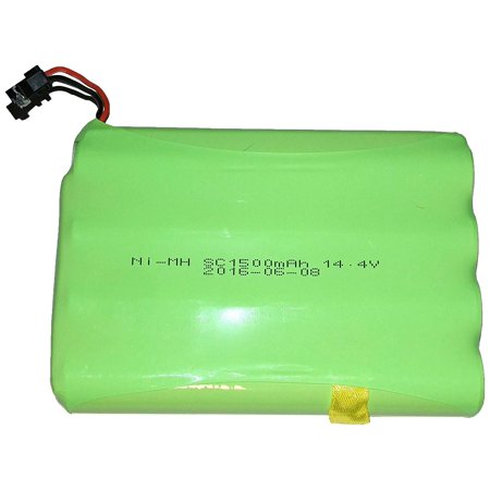 Replacement Rechargeable Battery for Pyle - Ni-MH PUCRC45 Pure Clean Robot Vacuum Cleaner - Pyle PRTPUCRC45BATT ()