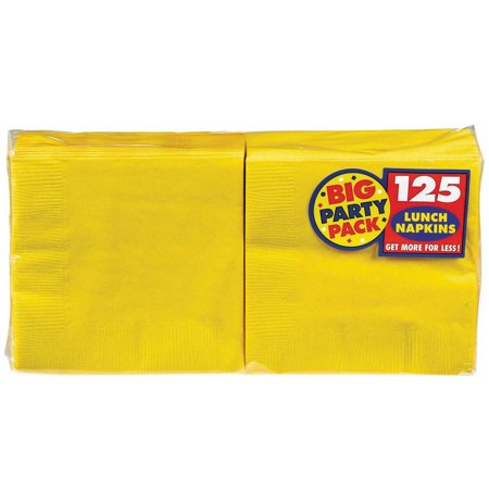 Big Party Pack Lunch Napkins