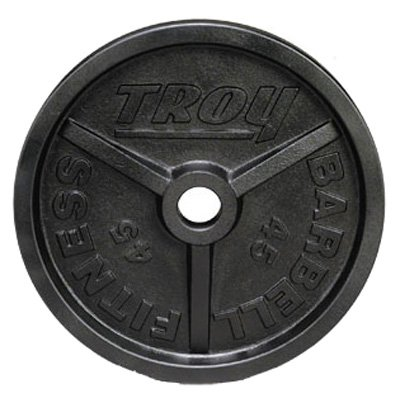 Troy Barbell Premium Olympic Plate