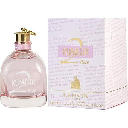 RUMEUR 2 ROSE by Lanvin - EAU DE PARFUM SPRAY 3.3 OZ - WOMEN