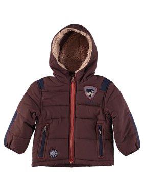 3d0b284da122 Boys Coats   Jackets - Walmart.com