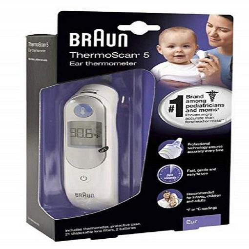 Product of Braun Ear Thermometer