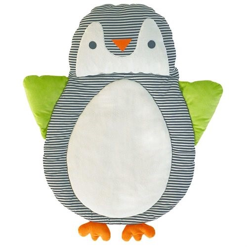 Lolli Living 29x38 inch Play Mat - Penguin