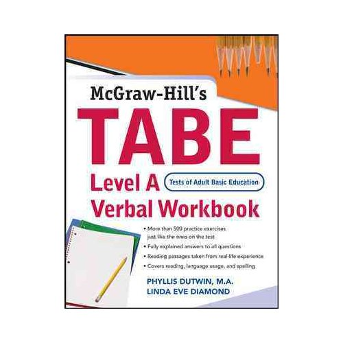 Tabe (Test of Adults Basic Education)