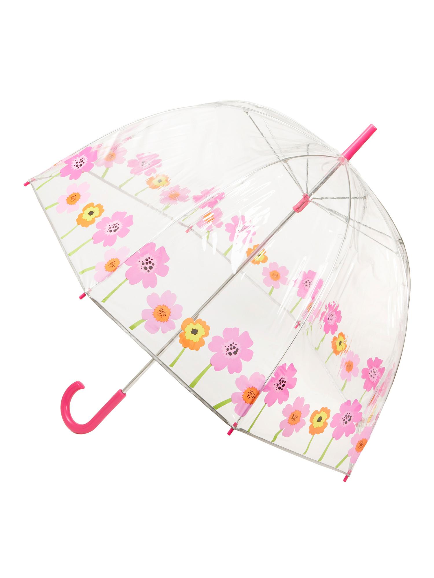 Totes Classic Canopy Clear Bubble Umbrella