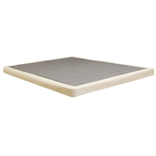 "modern sleep 4"" low profile mattress foundation box spring"