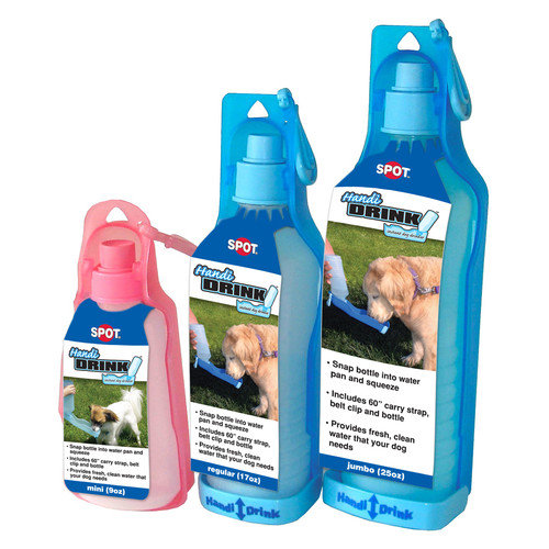 Ethical Dog 51503 Blue Handi-Drink 25 Ounce
