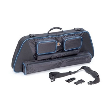 ".30-06 Outdoors 41"" Slinger Bow Case System w/Blue Accent thumbnail"