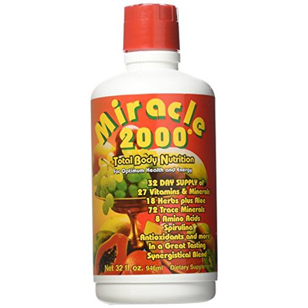 Miracle 2000 For Optimum Health and Energy by Century Systems - 32 oz](Halloween Energy 2000)