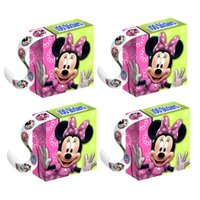Minnie Mouse Party Favors - Minnie Mouse Stickers - 4 Boxes of 100 Stickers
