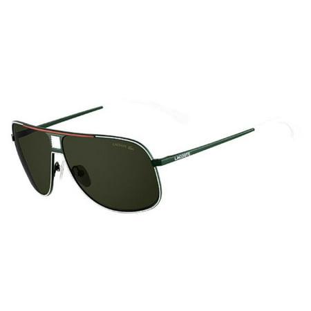 5ba435e7d0b0 LACOSTE - Sunglasses L 148 S 315 GREEN - Walmart.com