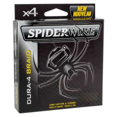 Spiderwire DURA-4 Braid Fishing Line
