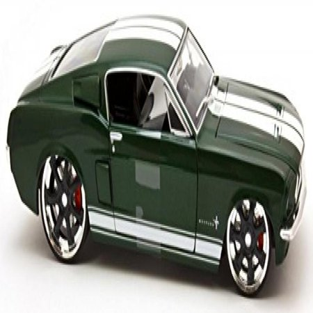 1967 Green Ford Mustang Fastback Fast And Furious 3 Tokyo Drift Toy