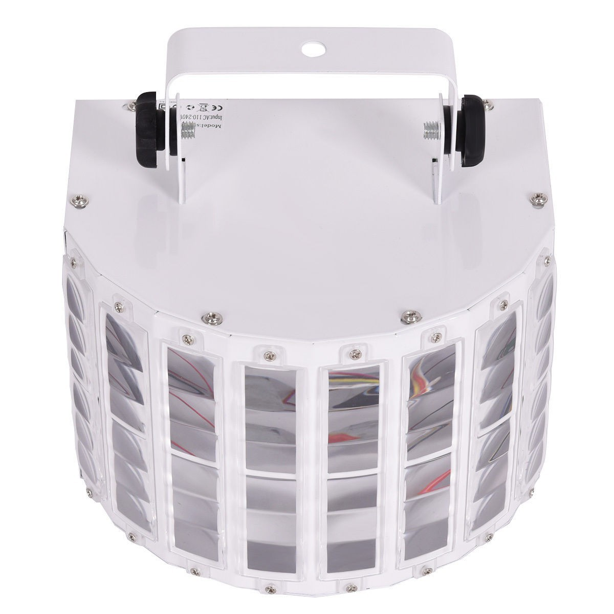 25W 8 LED DMX512 Stage Projector Light Laser RGBW Party Show Disco KTV Pub by