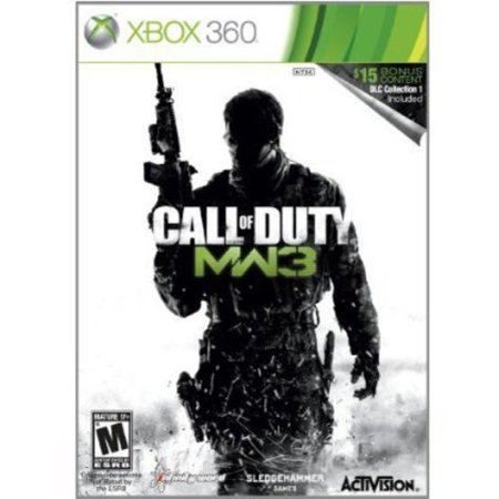 Activision Call Of Duty: Modern Warfare 3 w/ DLC - Limited Edition (Xbox - Fnaf 4 Halloween Dlc