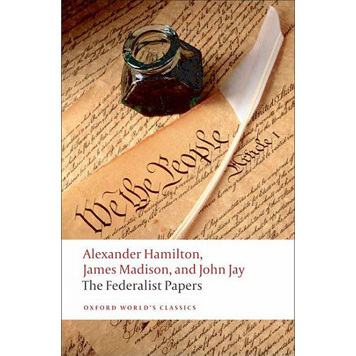 james madison federalist papers