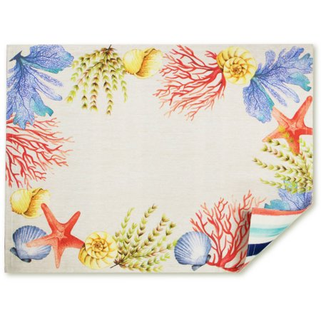 Better Homes And Gardens Reversible Stripe Placemat