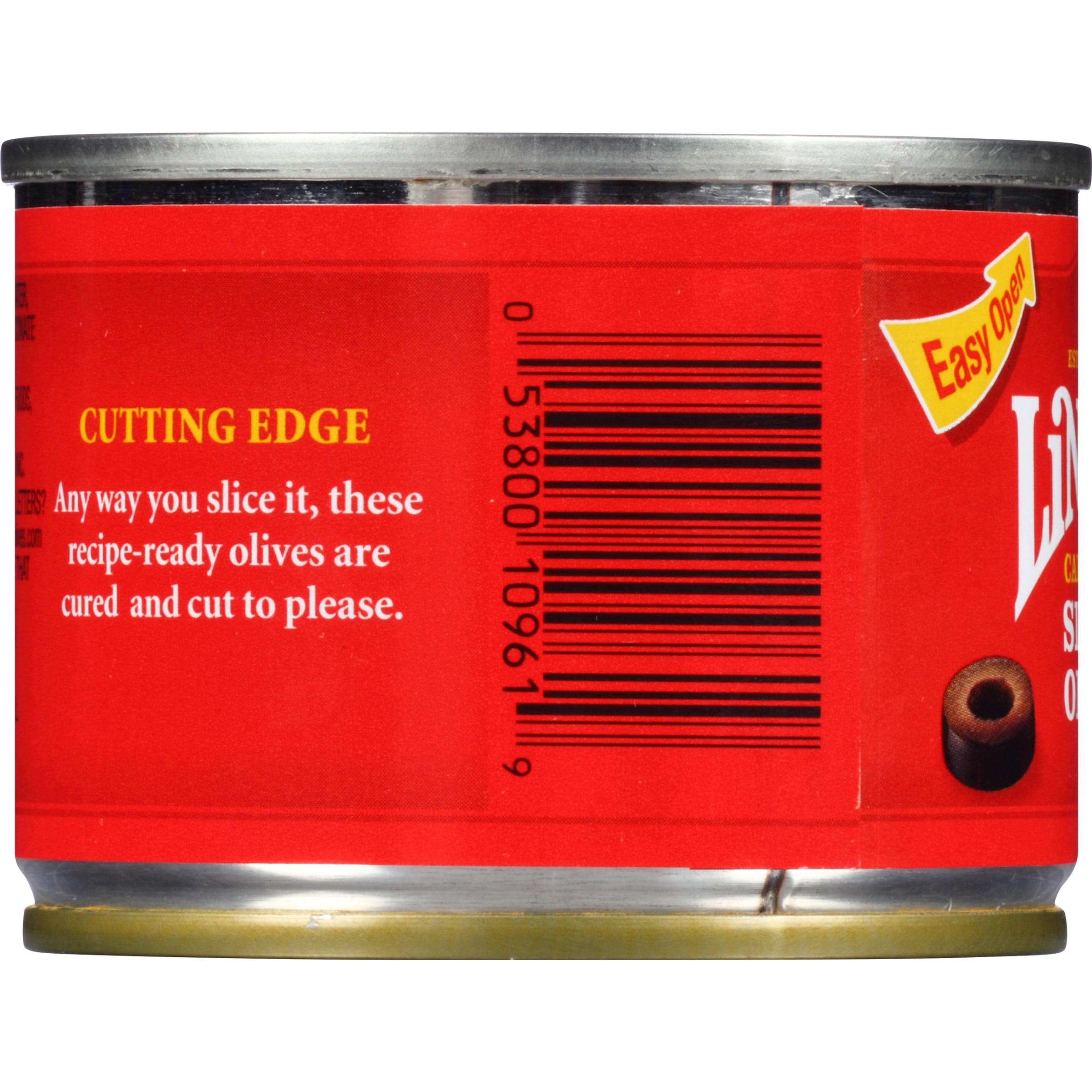 24 PACKS : Lindsay Sliced Ripe Olives, 2.25 OZ