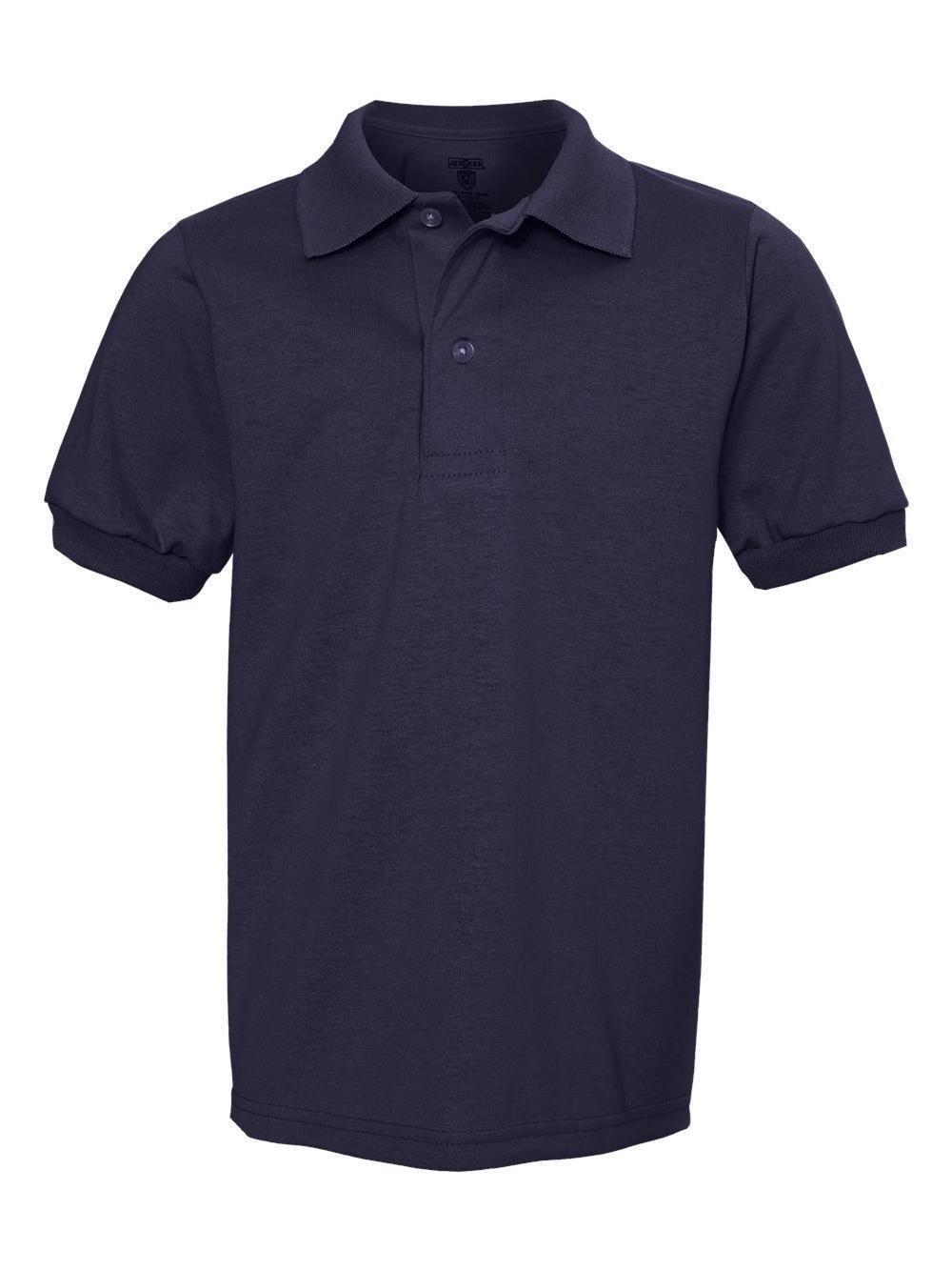 Jerzees Sport Shirts Youth SpotShield™ 50/50 Sport Shirt