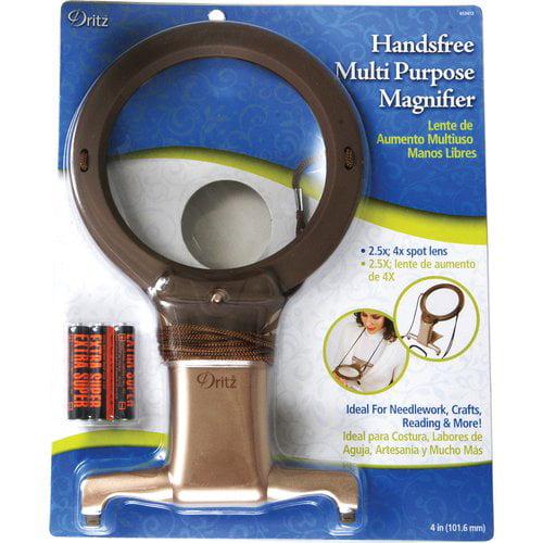 Hands-Free Multipurpose Magnifier