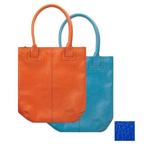 Raika RO 154 BLUE 13inch x 14inch Laptop Tote Bag - Blue