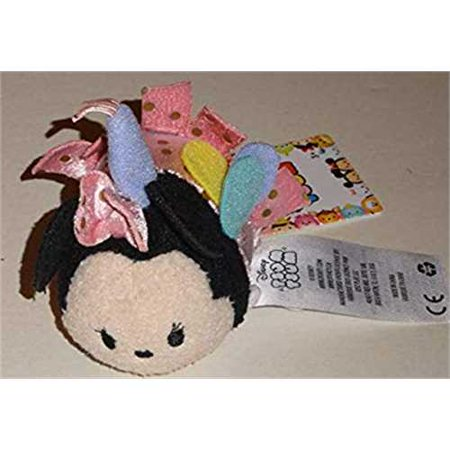 Tsum Tsum Mini Plush 3.5 inch Minnie Mouse Birthday 2018 Target Exclusive New Disney MWMT with Tags Birthday Collection (Mini Mouse Birthday)