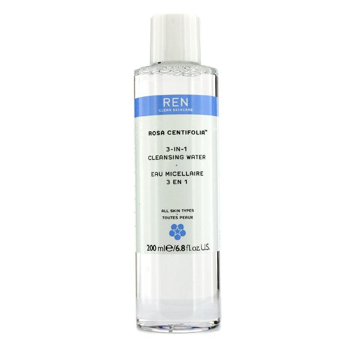 Ren - Rosa Centifolia 3-In-1 Cleansing Water (All Skin Ty...