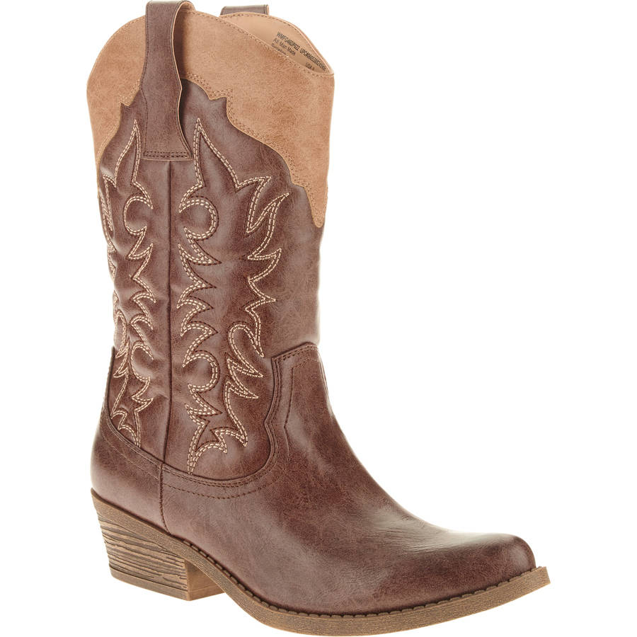 Faded Glory Women's Fashion Cowboy Boot