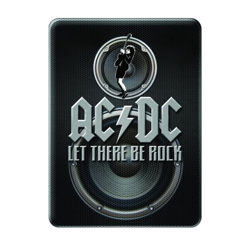 AC/DC: Let There Be Rock: Limited Collector's Edition (Blu-Ray + Standard DVD) (With Book, Guitar Pick And Postcards) (Full Frame)