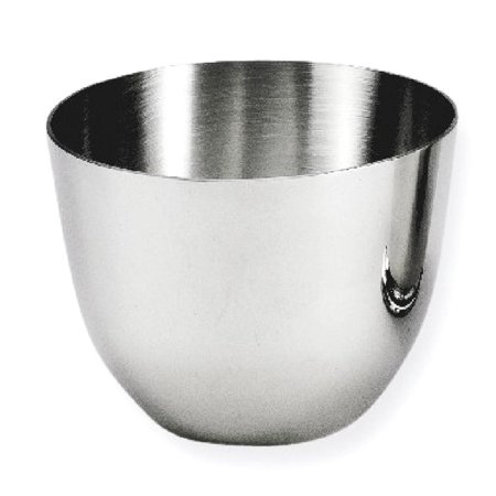 IceCarats IceCarats Pewter 8oz Jefferson Cup  Bar Wine Smoking Hostes Household Entertaining Food Drink