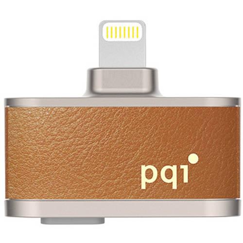 PQI 6I07-064GR1001 32 GB PQI InstaShot Lightning and USB 2.0 Flash Drive