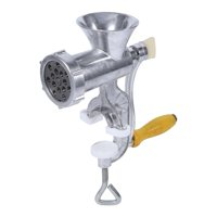 Zaqw Aluminium Alloy Hand Operate Manual Meat Grinder Sausage Beef Mincer Table Kitchen Home Tool, Home Meat Mincer, Kitchen Meat Grinder