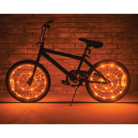 Wheel Brightz Lightweight LED Bicycle Safety Light Accessory - Led Accessories