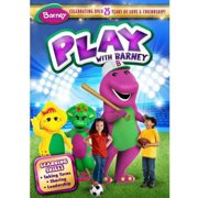 Barney: Play with Barney by Trimark Home Video